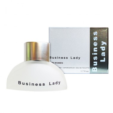 Туалетная вода Business Lady (женская), 50 мл
