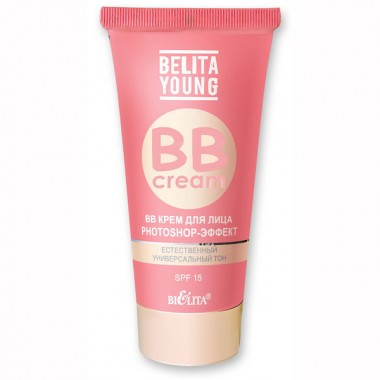BB крем для лица, Belita Young Белита