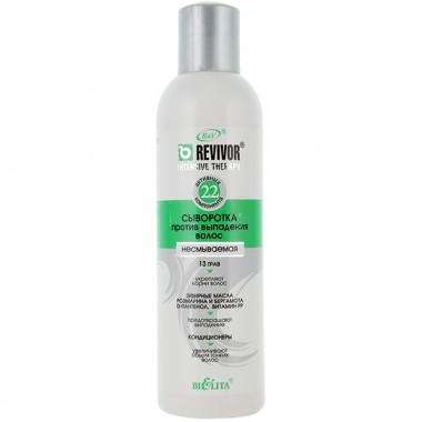 Сыворотка против выпадения волос (несмываемая), Интенсивная терапия Белита