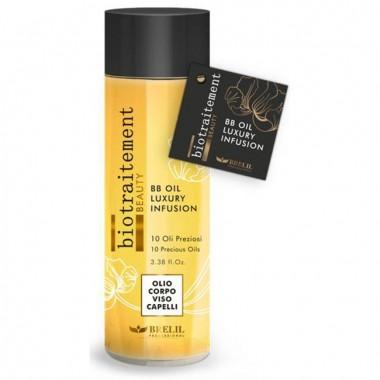 БиБи-масло многофункциональное для волос, кожи лица и тела, Brelil, 100 мл