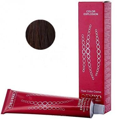 Крем-фарба 5/35 золотисто-червоно-коричневий, C:EHKO Explosion