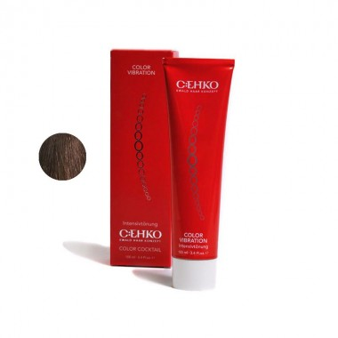 Тонирующий крем 5/3 светло-золотистый коричневый, C:EHKO Vibration