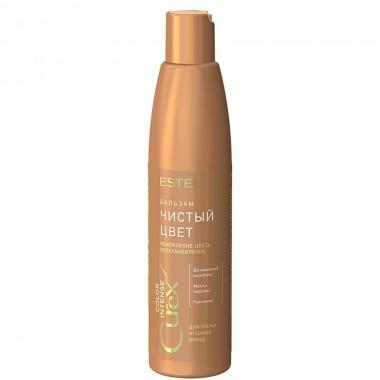 Заказать Бальзам для волос теплых оттенков (бежевый/нейтральный) Обновление цвета Estel Professional Color Intense Curex недорого