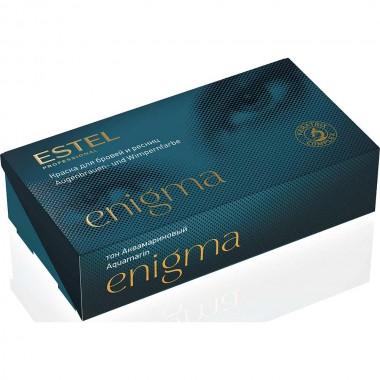 Заказать Краска для бровей и ресниц аквамарин Estel Professional Enigma недорого