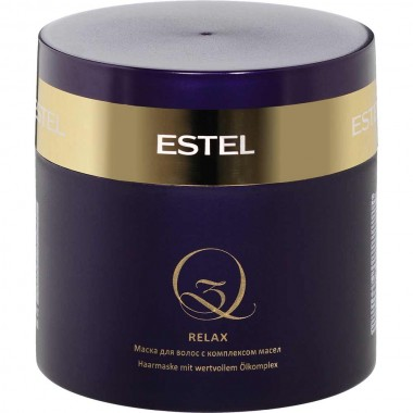 Заказать Маска для волос с комплексом масел Estel Professional Q3 Relax недорого