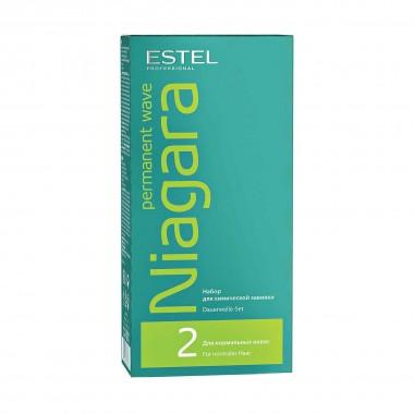 Заказать Набор для химической завивки для нормальных волос Estel Professional Niagara недорого