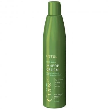 Заказать Шампунь для придания объема для жирных волос Estel Professional Curex Volume 300 мл недорого