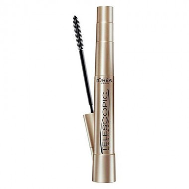 Loreal Paris Telescopic Mascara, золотой корпус