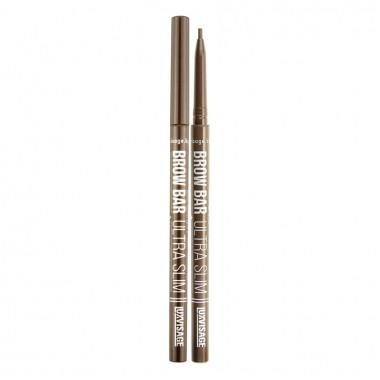 Олівець для брів механічний Brow Bar Ultra Slim тон 301 Taupe Люкс Візаж