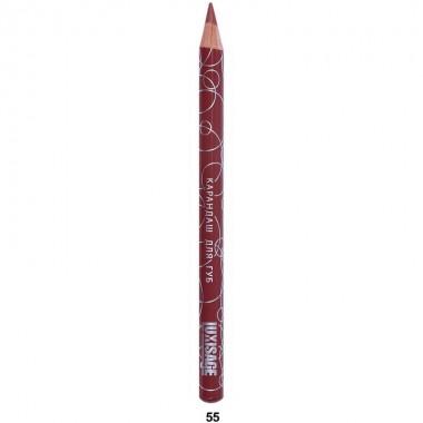 Контурний олівець для губ тон 55 Люкс Візаж