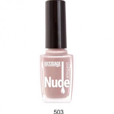 Лак для нігтів Nude тон 503, Люкс Візаж