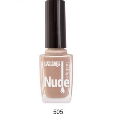 Лак для ногтей Nude тон 505, Люкс Визаж