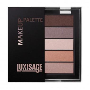 Тіні Make Up palette тон 5 Люкс Візаж