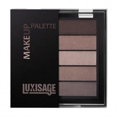 Тіні Make Up palette тон 6 Люкс Візаж