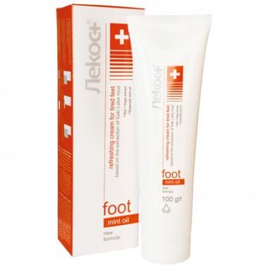 Заказать Освіжаючий крем для втомлених ніг, Лекос + Маркелл недорого