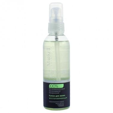 Краплі для волосся відновлюючі, NaturalLine Маркелл