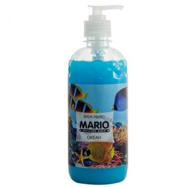 Рідкий крем-мило Океанський насос Marotex