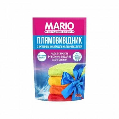 Плямовивідник для кольорової білизни 0,2 кг, Маротех