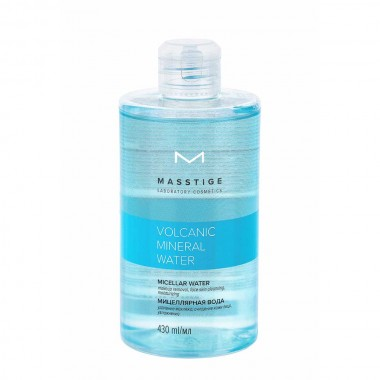 Міцелярна вода 430 мл Volcanic Mineral Water Masstige