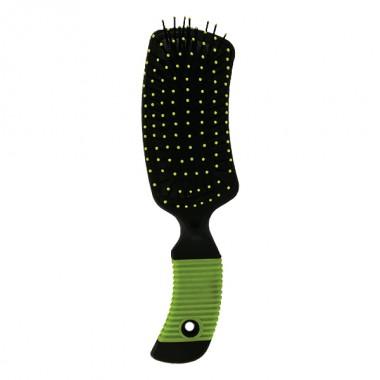 Заказать Щітка масажна PM-8585 зелена пластик, QPI недорого