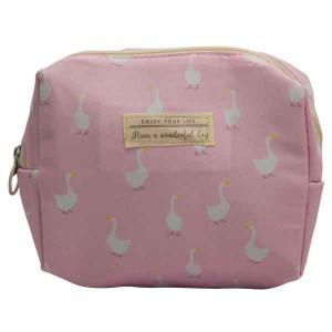 Косметичка рожева Гуси СВ60150 Рапіра