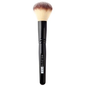 Пензлик №1 для пудри Powder Brush (синтетичний ворс), Relouis