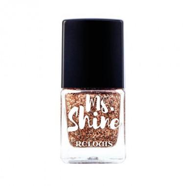 Заказать Лак для ногтей Ms.Shine тон 04 Duo Bronze недорого