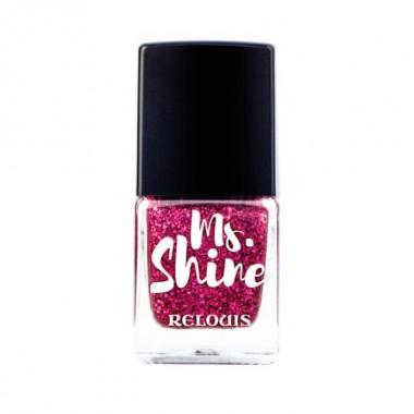 Заказать Лак для ногтей Ms.Shine тон 05 Sparkly Ruby недорого