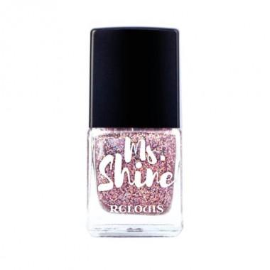 Лак для ногтей Ms.Shine тон 07 Holo Lilak