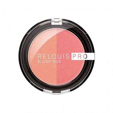Заказать Рум'яна Relouis Pro Blush Duo тон 201 недорого