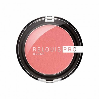 Заказать Рум'яна Relouis Pro Blush тон 73 juicy peach недорого