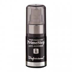 Основа під макіяж Prime Step Anti-redness тон зелений, Professional