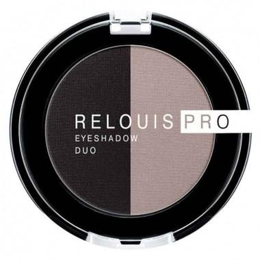 Заказать Тіні для повік Pro Eyeshadow Duo тон 106 Relouis недорого