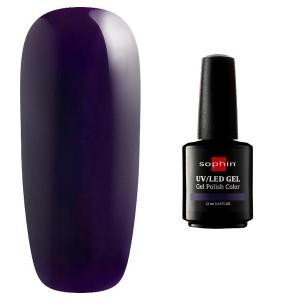 Гель-лак Sophin UV/LED № 0719, rich violet