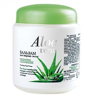 Бальзам для жирного волосся Щоденне оздоровлення Aloe vera Вітекс