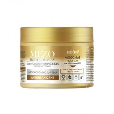 Мезоскраб Body Slim для тіла сольовий Mezo Body Complex Беліта