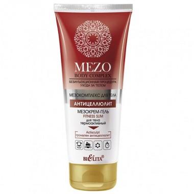 Мезокрем-гель Fitness Slim для тіла термоактивний Mezo Body Complex Беліта