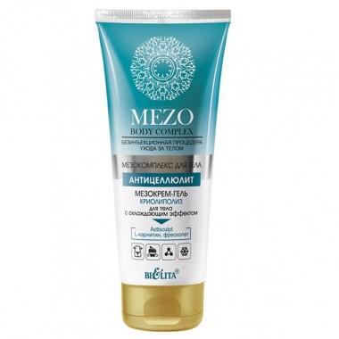 Мезокрем-гель Кріоліполіз для тіла з охолоджуючим ефектом Mezo Body Complex Беліта