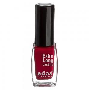 Лак для нігтів Extra Long №575 (червоний перламутровий)