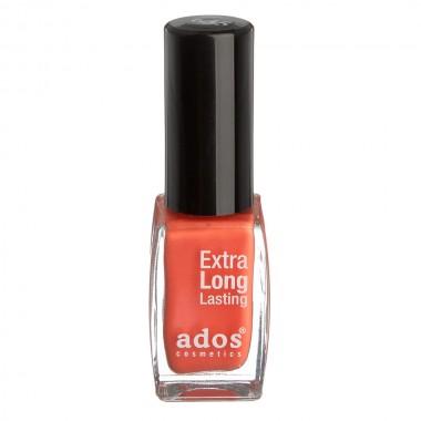 Лак для ногтей Extra Long №635 (оранжевый)