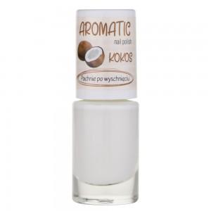 Заказать Лак для нігтів Aromatic №01 з ароматом Кокоса недорого