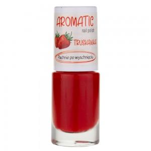 Заказать Лак для нігтів Aromatic №08 з ароматом Полуниці недорого