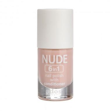 Лак Nude 6 в 1 № 01, Ados