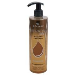Шампунь для укрепления волос Keratin SPA Magic Oil