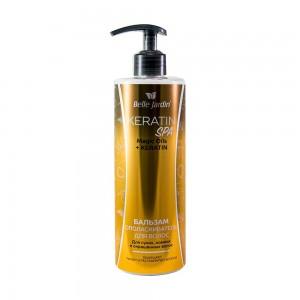 Бальзам ополаскиватель для волос Keratin SPA Magic Oil