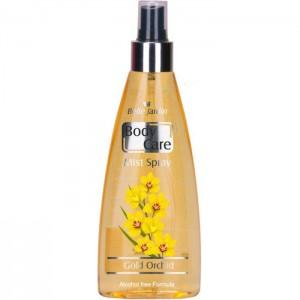 Заказать Парфумований спрей для тіла Body Care Gold Mist, Belle Jardin недорого