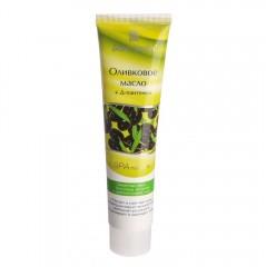 Крем для обличчя живильний для зрілої шкіри Оливкова олія і Д пантенол (туба), Belle Jardin