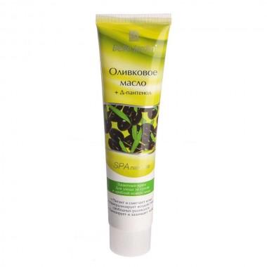 Крем для лица питательный для зрелой кожи Оливковое масло и Д пантенол (туба), Belle Jardin
