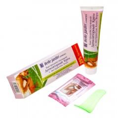 Швидкодіючий крем для видалення волосся з екстрактом Алое, Belle Jardin