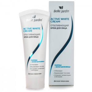 Отбеливающий крем для лица Лакрица и Белая шелковица Activ white, Belle Jardin